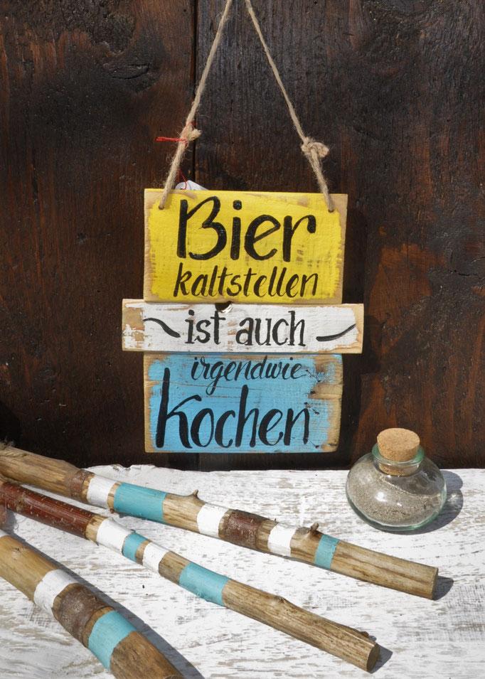 Bier Kaltstellen  Nr. 2   ca. 20cm/19cm  Fr. 32.-