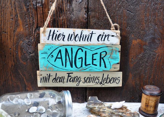 Angler  Nr. 1    ca. 26cm/17cm  Fr. 36.-