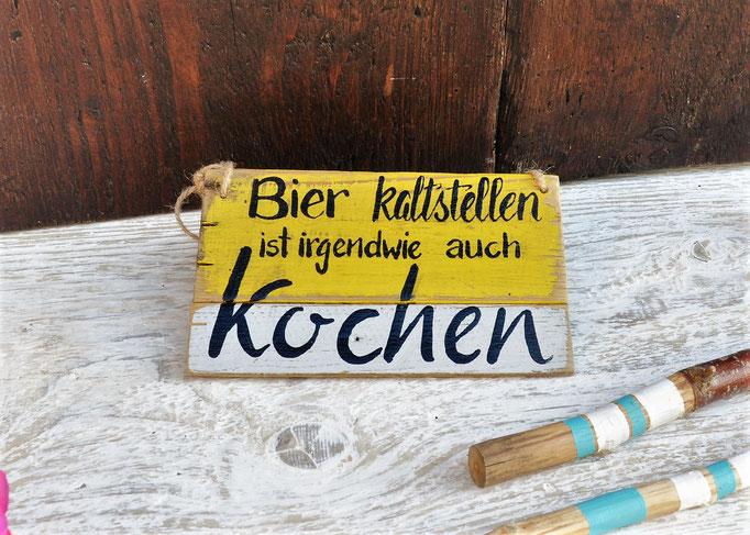 Bier Kaltstellen  Nr. 1   ca. 21cm/12cm  Fr. 24.-