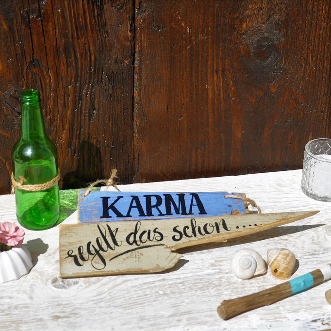 Karma  Nr. 1     35cm/ 13cm  Fr. 29.-