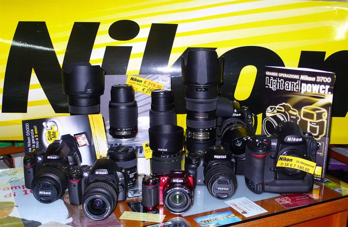 Centro Nikon SD2