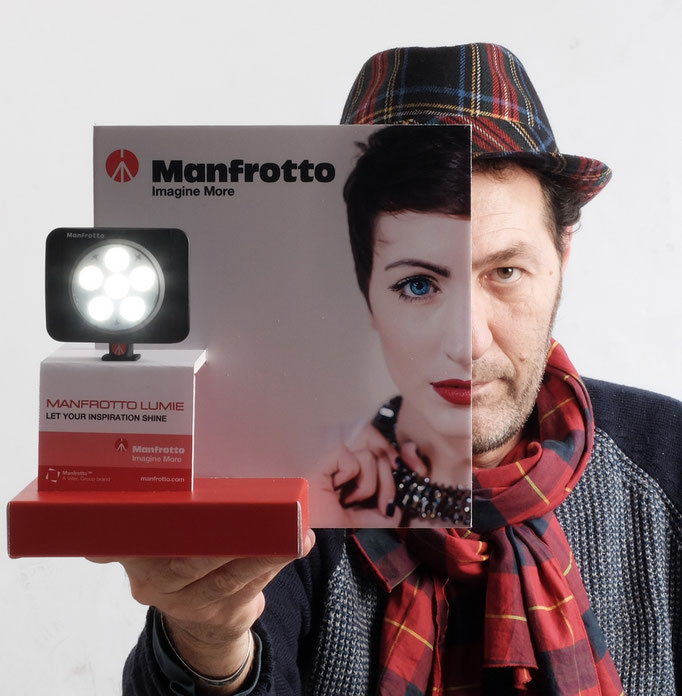 Manfrotto Lumie Art