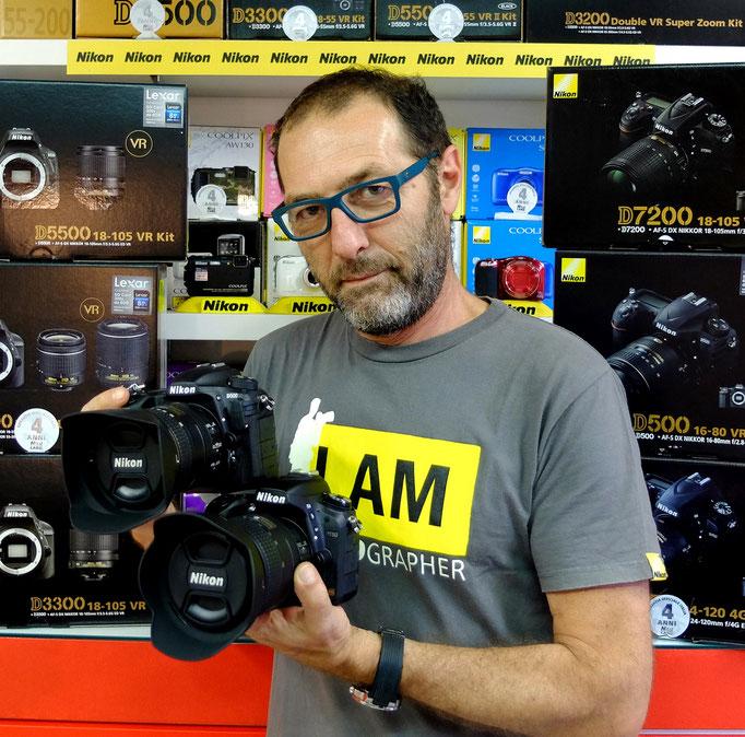 Nikon D500 VS D750