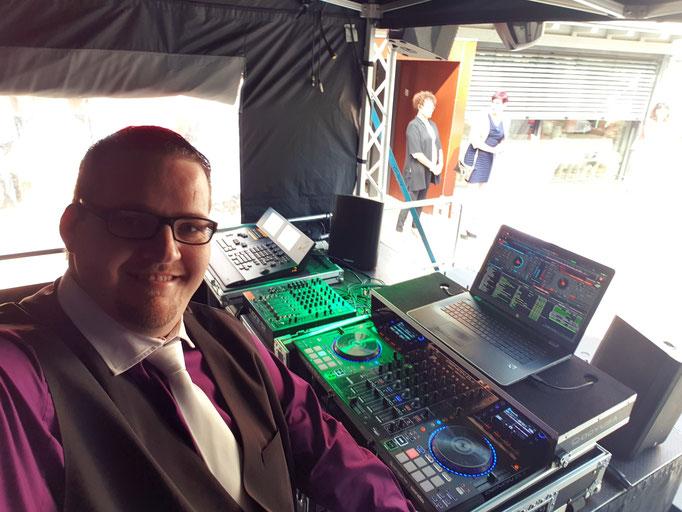 mobiler DJ Frankfurt