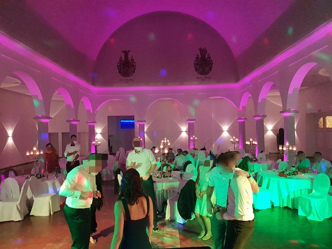DJ Wachenheim Schloss Palais