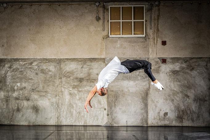 wuren Akrobatik Bekleidung