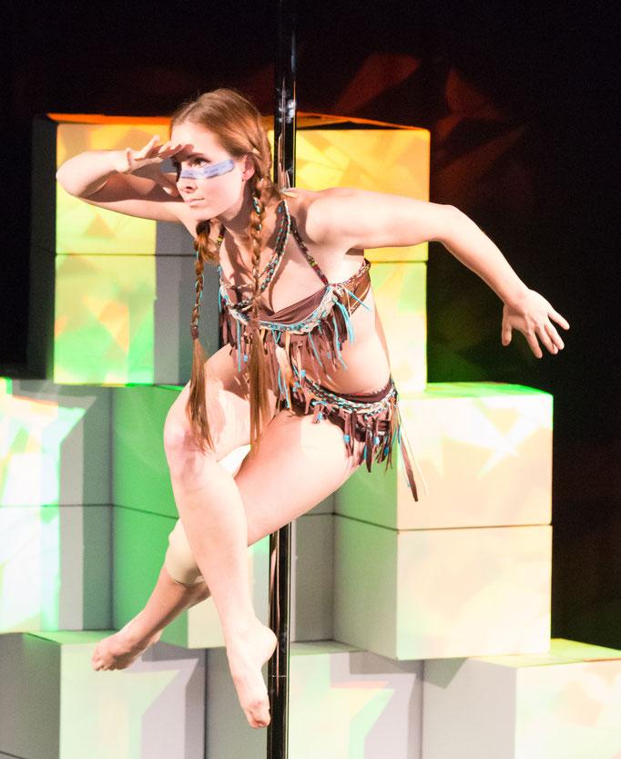 Pole Sit Sudhaus Showcase Polemotions 2017