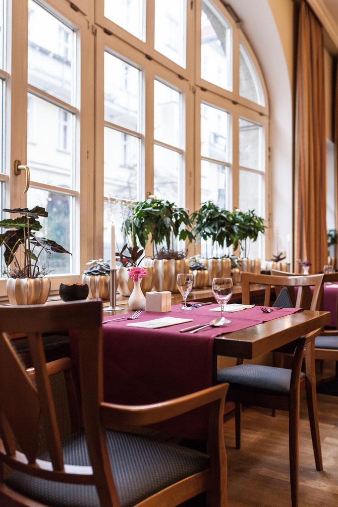 Hotel Restaurant Graf Zeppelin Hamburg
