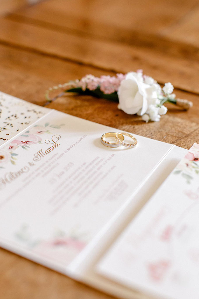 mariage romantique fleuris rétro glamour elegant chic