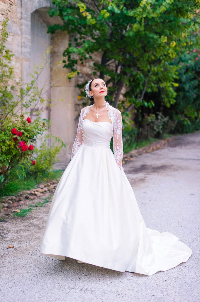 Mariée Mariage Languedoc Roussillon