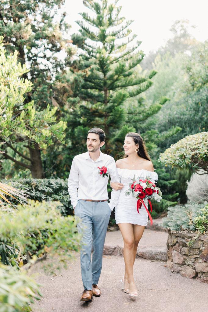 Célébrez vos fiançailles sur la Côte d'Azur