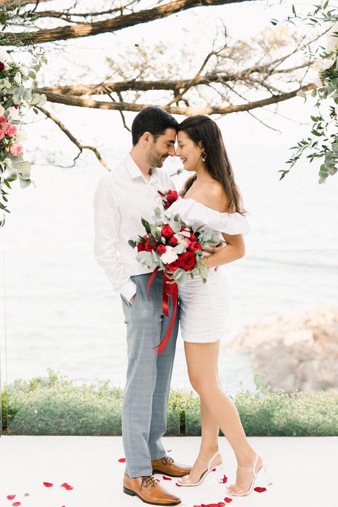 Organiser une demande en Mariage dans le Sud de la France