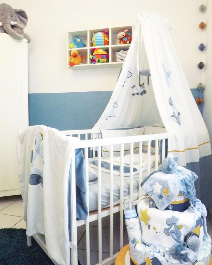 décoration bébé victor et lucien Noukie's