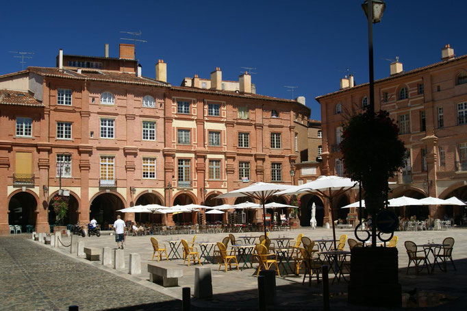 Place Nationale, Montauban