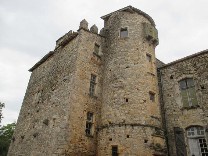 Bruniquel et ses châteaux, classée grand site d'Occitanie