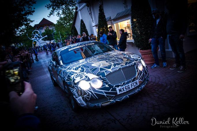 Bentley Gumball 3000 / Daniel Keller Fotografie