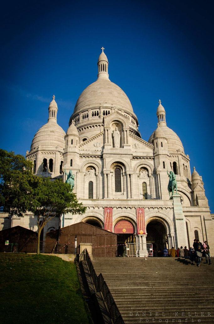 Sacre Coere Paris / Daniel Keller Fotografie