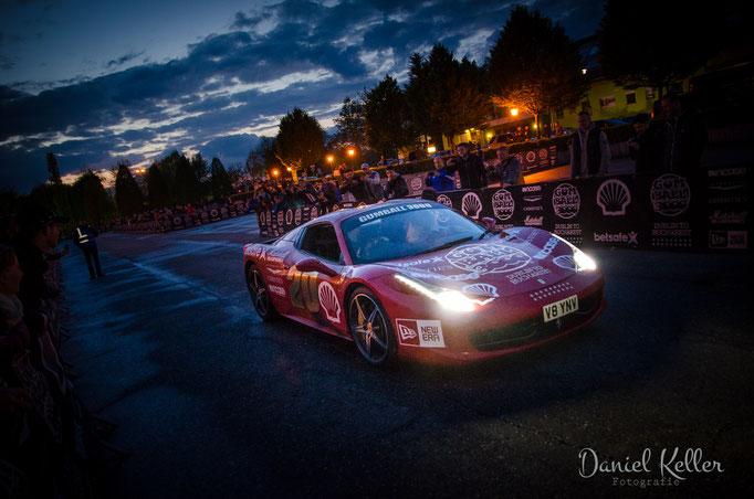 Ferrari Gumball 3000 2016 / Daniel Keller Fotografie