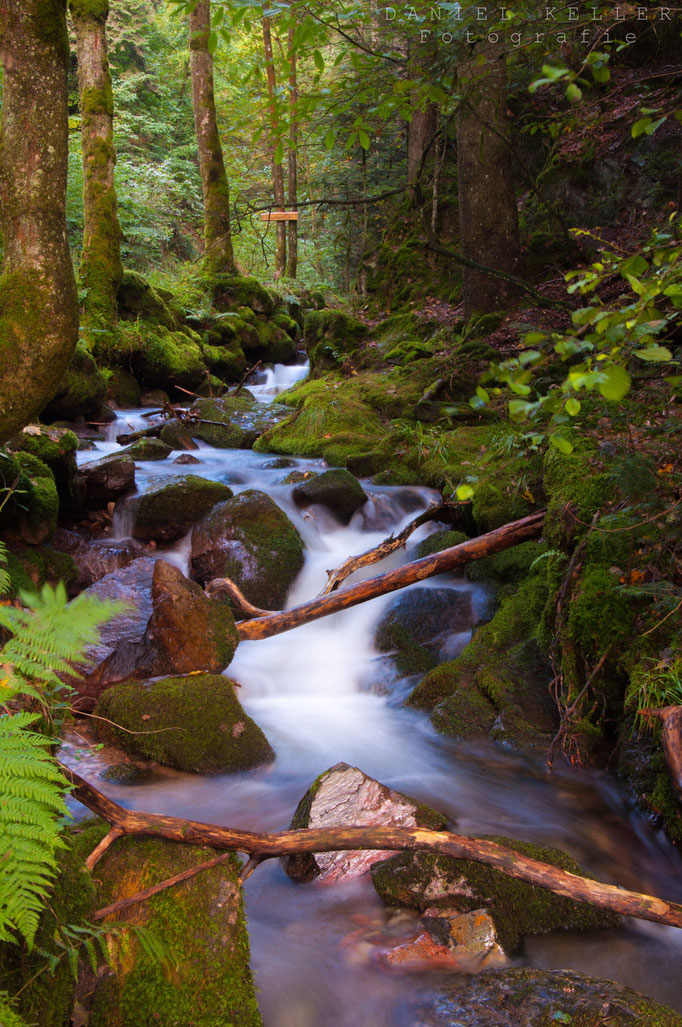 Wasserfälle / Daniel Keller Fotografie