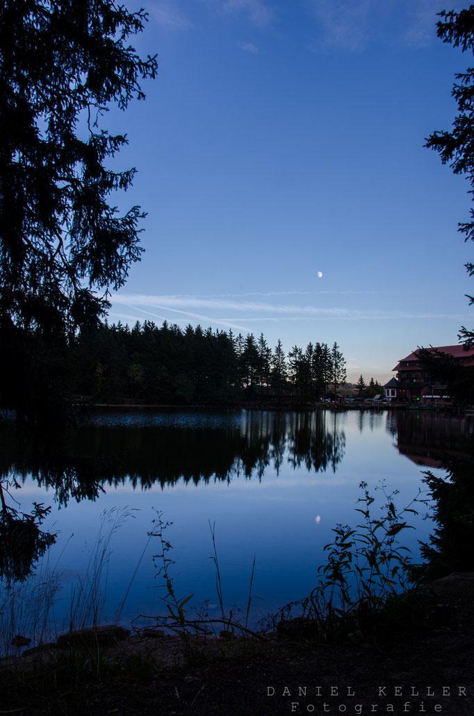 Mummelsee bei Nacht / Schwarzwald  / Daniel Keller Fotografie