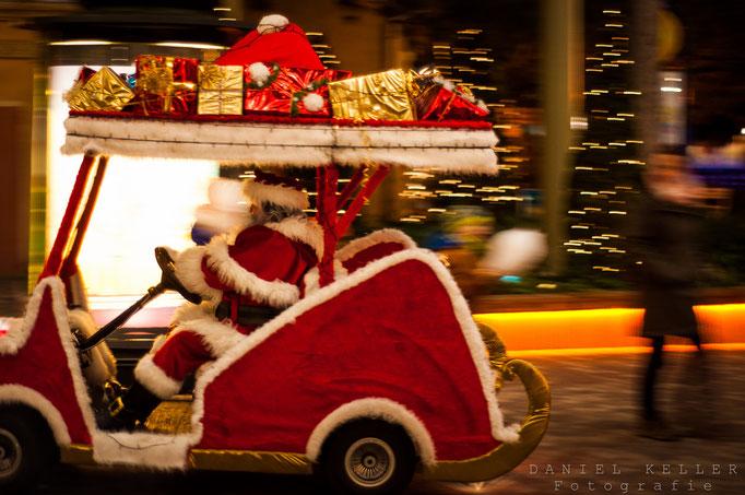 Weihnachtsmann / Daniel Keller fotografie