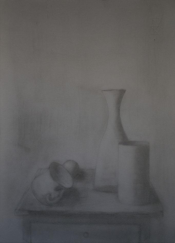 Omaggio a Morandi (33 cm x 24 cm)