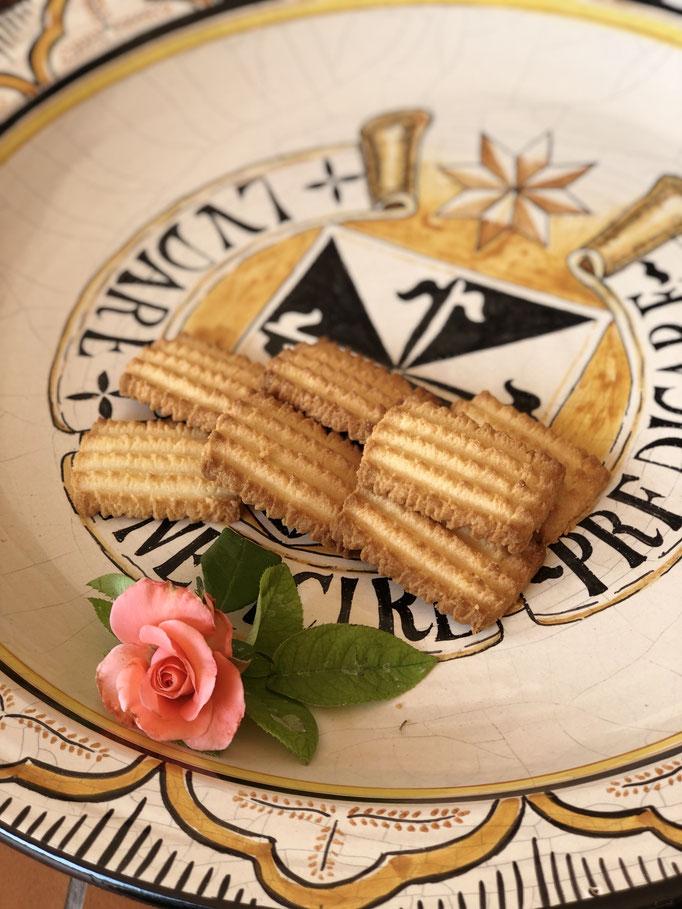 Galletas la Real. Galletas de mantequilla. 4´80€, caja de 500gr