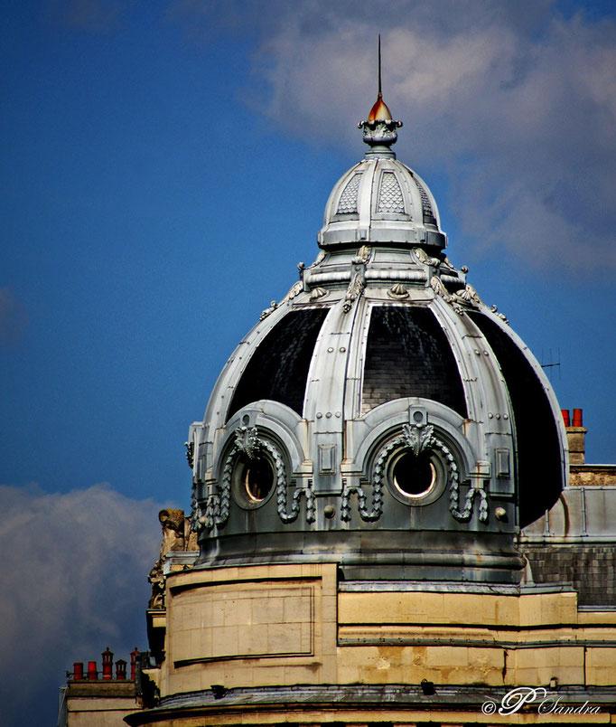 Sur les toits .. Reims 21.08.12
