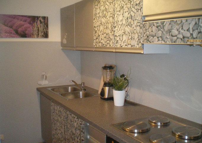 Bad Ischl Appartement Miramonte - Küche - Ferienwohnung