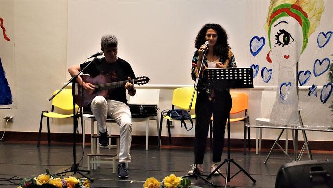 Carlo Barbero e Natalia Silvestro
