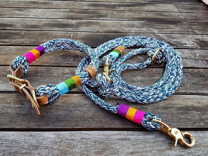 Ibiza Schnallenhalsband