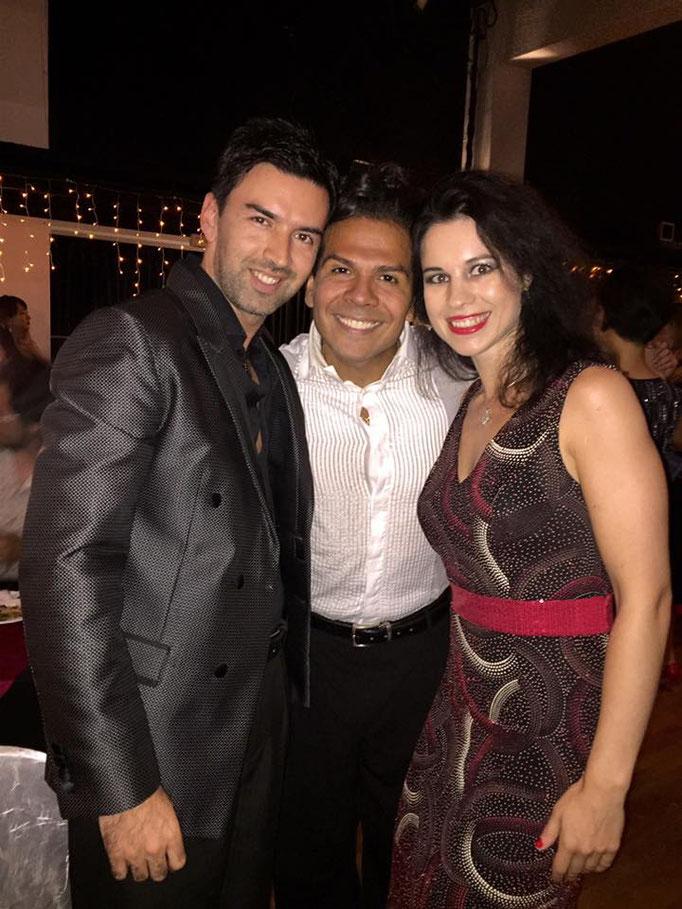 Pablo & Maria mit Sebastian Arce