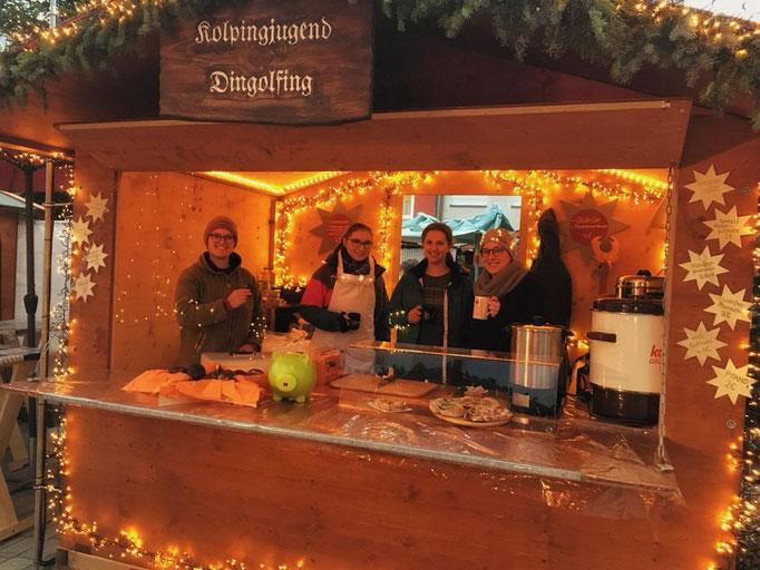 Nikolausmarkt Dingolfing- Kolpingjugend Dingolfing