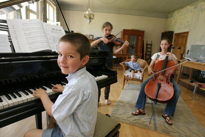 Musikerfamilie