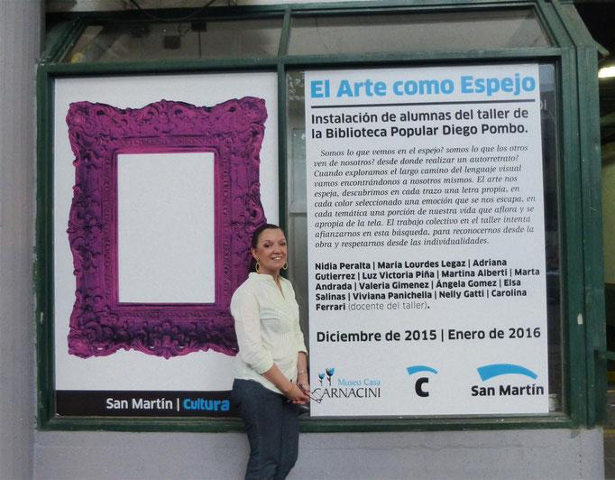 Adriana Gutierrez - agatadeargentina
