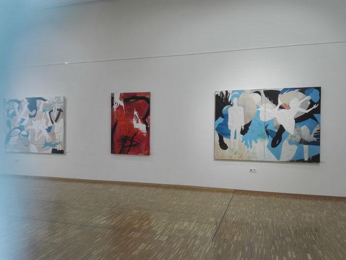 Artshow - alte Turnhalle Lohr a. Main