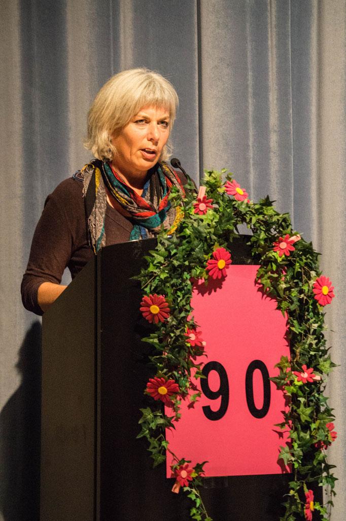 Karin Ottiger, Geschäftsführerin des Dachverbandes des Schweizerischen katholischen Frauenbundes