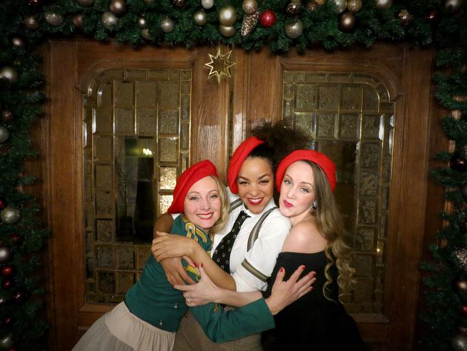 Traumhaft schöne Weihnachtsveranstaltung in der Villa Mühlenbach in Löhne