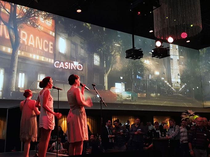 Swing Musik Veranstaltung