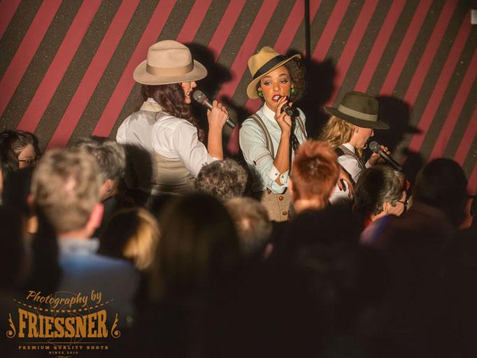 Eine gute Mischung aus Jazz, Pop und Swing in der schönen Schweiz