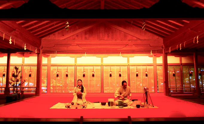 天河神社 奉納演奏2016