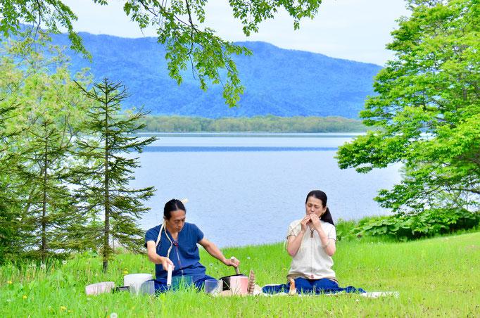 北海道屈斜路湖20016