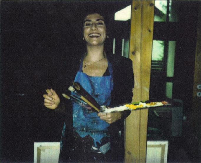 El Estudio, Alemania, 1996, Neuhütten, Bretzeld.