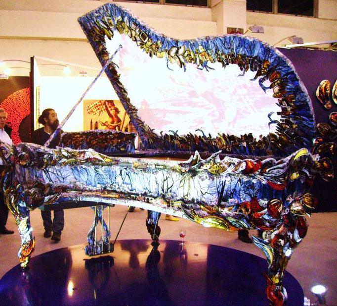 Art Beijing, Peking, China Feria Internacional de Arte Contemporáneo 2011.