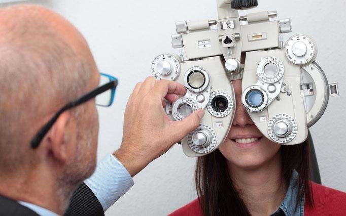 Glasberatung bemi Optiker Ihres Vertrauens in Velbert