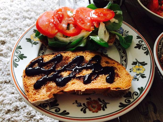 Frühstück bei Mandanten und oder Geschäftspartnern mit meist coolem oder selbstgemachtem Essen