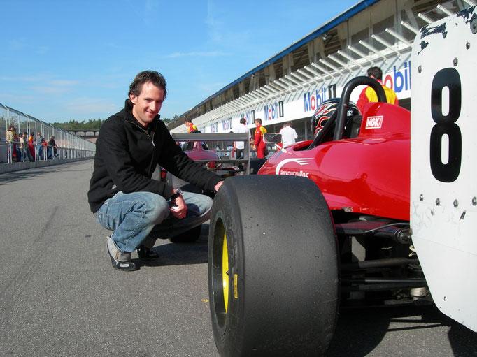 fahren selber Formel Hockenheim Hockenheimring Rennstrecke