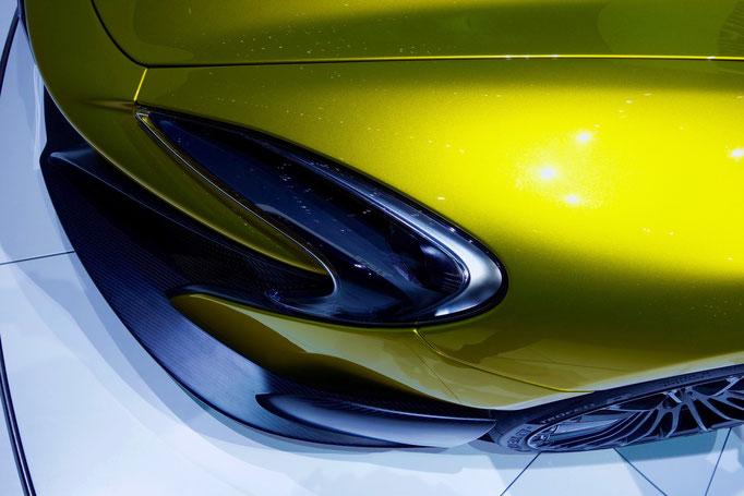 McLaren mieten