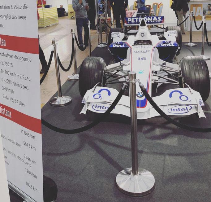 Sauber Formel 1 mieten