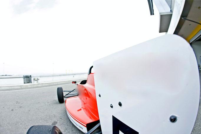 Formel Rennwagen selber fahren Österreich